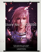 Anime Manga FINAL FANTASY Wall Scroll Painting 60x90cm Wall Picture Wallpaper 002