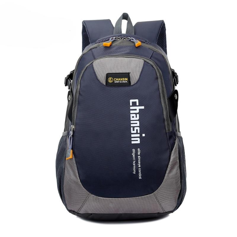 Outdoor Backpack 30L Waterproof Unisex Nylon Travel Bags Camping Hiking Climbing Backpacks Waterproof Rucksack Sport Bag