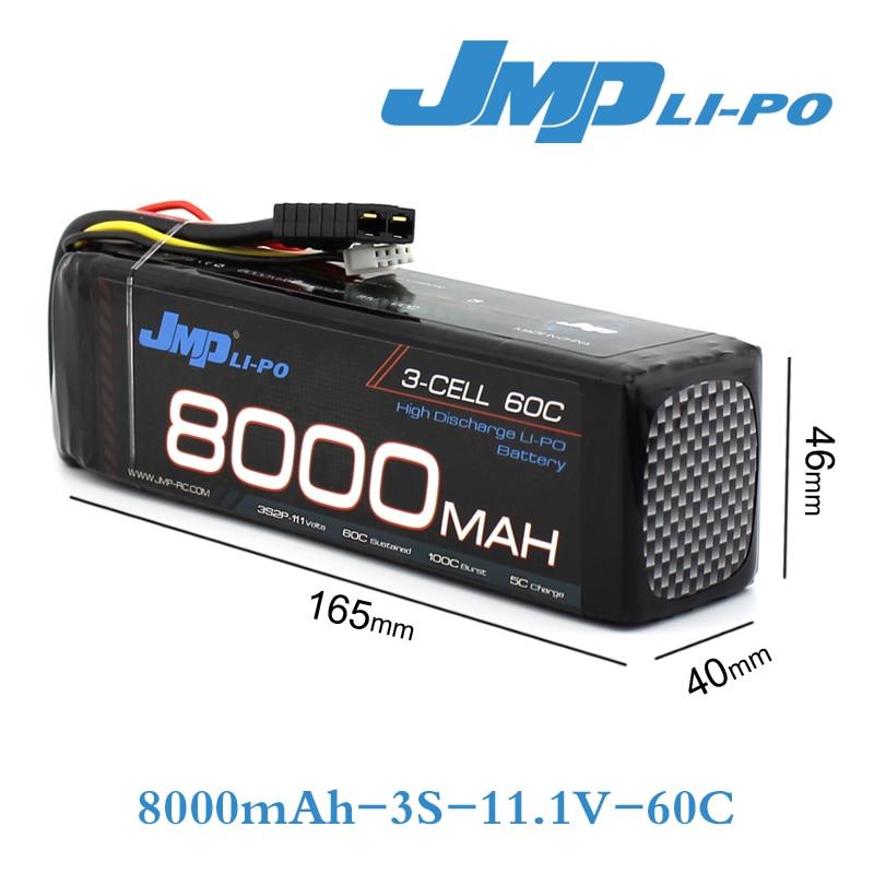 СПМ LiPo батареи 3С батарея 8000mah 11.1 V Аккумулятор 60С Аккумулятор для Traxxas х-Макс СПАРТАНЕЦ 77086-4 М4-1