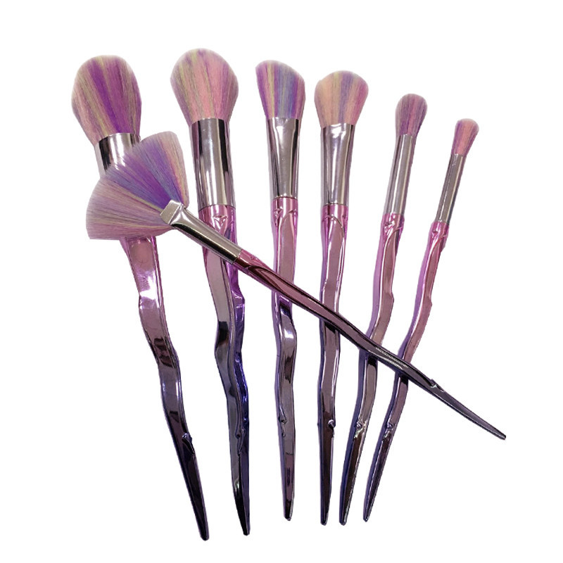 Makeup Brushes Professional Fantasy Set Eyeshadow Eyelid Eyebrow Eyeliner Lip Brushes Gradient Colorful Handle Cosmetics Tools printer paper take up reel system for all epson f6000 f7000 f6070 f7070 t3000 t5000 t7000 t7200 t5200 t3200 series printer