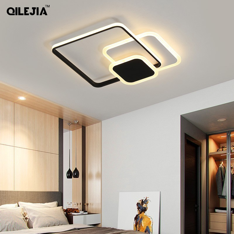 Led Ceiling lights For Bedroom Dimmer with remote control Home Lighting Led Plafondlamp Modern ceiling Lighting