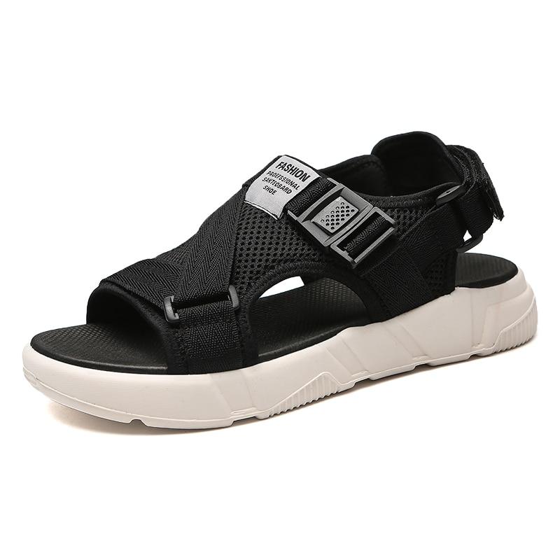 Dr.wall 2018 Սանդալ հողաթափեր Ամառային - Տղամարդկանց կոշիկներ - Լուսանկար 4