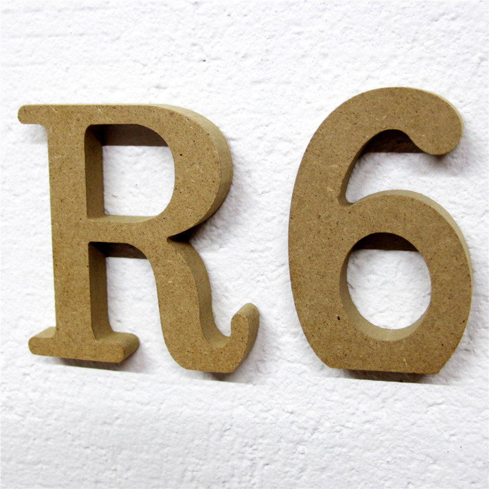 10cm γάμος διακόσμηση ξύλο επιστολή Χριστούγεννα ξύλινα γράμματα διακόσμηση μόδα διακόσμηση ξύλο Χρώμα επιστολή των δώρων