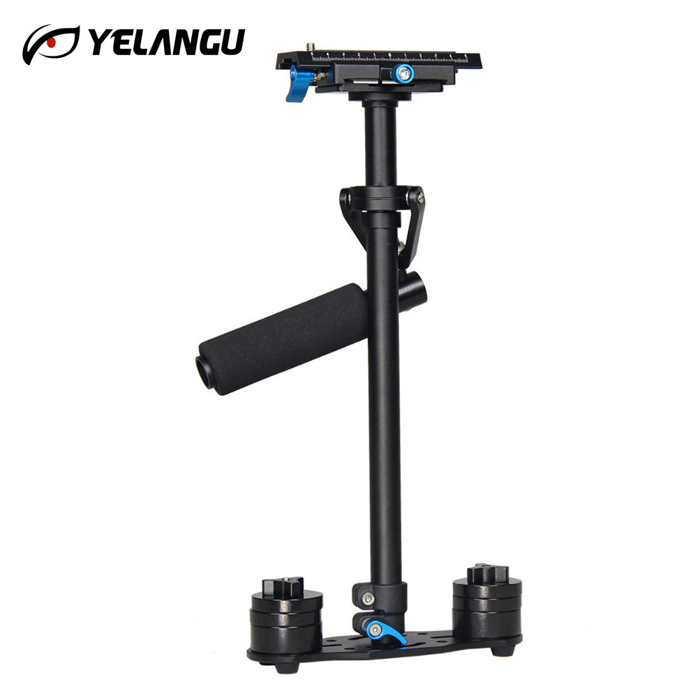 Steadicam S60L handheld Camera Stabilizer Video Steady Cam DSLR Steadycam Estabilizador De Cameras Minicam Compact Camcorder DV portable 2 axis handheld stabilizer video gimbal steadicam steady for dslr camera dv bmpcc
