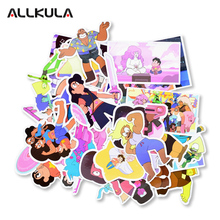 32pcs Steven Univers Stickers Funny Kids Toy Sticker for DIY Luggage Laptop Skateboard Motorcycle Phone Waterproof