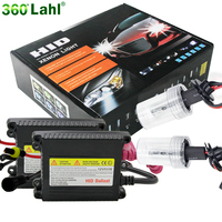 35W 55W 12V Xenon H7 HID Conversion Kit H1 H3 H11 9006 9005 9004 9007 880