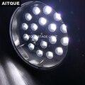 10 ЛОТ сценический светодиодный зум 18x15 Вт 5в1 led par свет водонепроницаемый rgbwa dmx наружный par свет 15 Вт led par 64