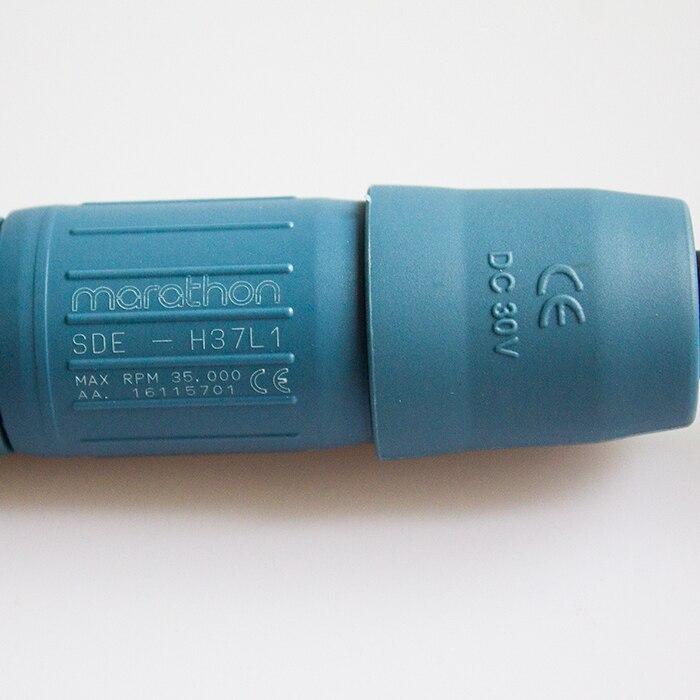 Doprava zdarma Original Korea Marathon Micromotor Grinder H37L1 Nail - Příslušenství elektrického nářadí - Fotografie 4