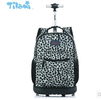 d79accd224 Kids Rolling Luggage Backpacks Kid School Backpacks with wheels kid  suitcase children luggage Wheeled backpacks bag for school-in School Bags  from Luggage ...