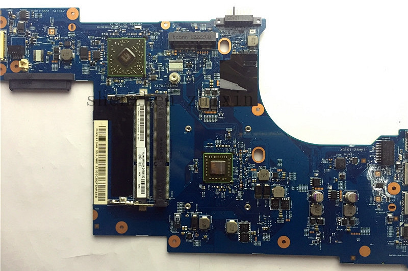 Free shipping 100% original laptop motherboard 04W4180 for Lenovo E335 AMD fully tested working well