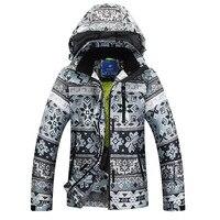 Winter Outdoor Ski Jacket Women Warm Snow Coat Windstopper Waterproof Snowboard Jacket