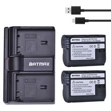2 Stks EN-EL15 EL15 EN-EL15a ENEL15a NL EL15a Batterij + USB Dual lader voor Nikon D850 D810 D810A D750 D500 D7500 D7200 D7100