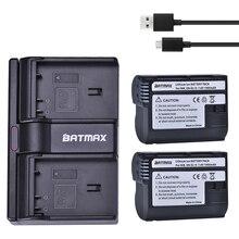 2Pcs EN-EL15 EL15 EN-EL15a ENEL15a EN EL15a Battery + USB Dual Charger for Nikon D850 D810 D810A D750 D500 D7500 D7200 D7100