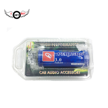 Audio-Amplifier Capacitor Power-Bank Voltage-Display LED Car Farad Auto-3.0 Hybrid Key-Buy