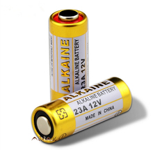 4pcs/lot 23A12V alkaline battery remote control anti-theft device battery 23A12V L1028 bell battery