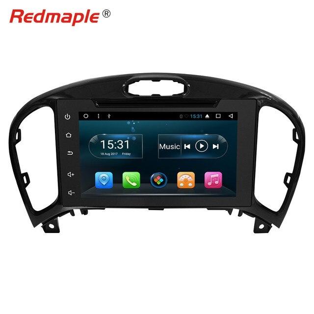 2G RAM Android 6.0 autoradio GPS Navigation multimédia stéréo Headunit pour Nissan Juke 2016 lecteur Audio vidéo automatique au tableau de bord