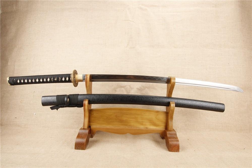 iti əl istehsalı espada katana aфиade samuray yapon qılınc real - Ev dekoru - Fotoqrafiya 3