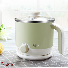 Electric frying pan Rice cooker Multifunction HotPot Multi-steaming method Electric Food Steamer Stainless Steel Rice Cooker 220