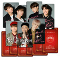 Bts Photocard K-pop Bts Photos Poster Cards Bangtan Album Postcard Paragraph Card 7-8cards Kpop Posters