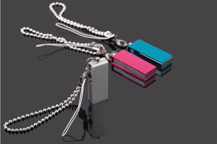 Mini Spin simple style USB Flash Drive Memory Card Stick Thumb/Car key/Pendrive U Disk/creative Gift LOGO S237