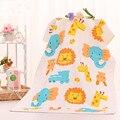 120*60 CM! Impressão Dos Desenhos Animados Do Bebê Roupão de Banho/Toalha de Banho Bonito Do Bebê/crianças roupão de banho/infantil Crianças toalha de banho Toalha De Algodão Toalha de Banho