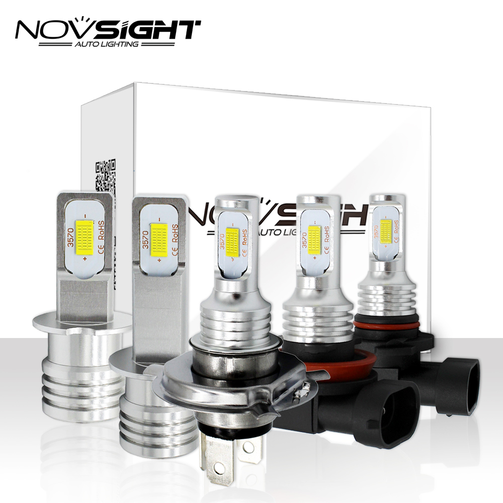 2x H7 H8 H11 9005 HB3 9006 HB4 H1 H3 H4 3570 Chip Canbus External Led Bulb Car Led Fog Driving Lights Lamp Light Source