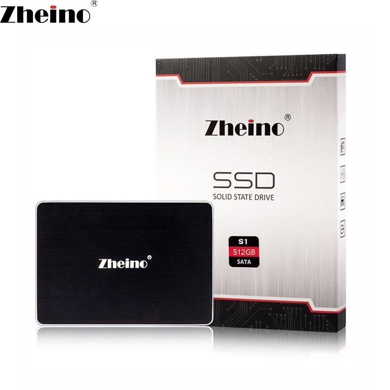 все цены на Zheino SATAIII SSD 512GB 2D MLC SATA3 2.5 inch Internal Solid State Drive Metal Shell 7mm SSD For PC Laptop Desktop онлайн