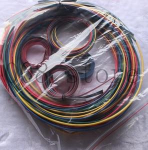 Image 3 - משלוח חינם 55 M/set 20 NO.1 11 סוגים ביחס של 2:1 מתכווץ בחום צינור מתכווץ סטי סט Tubings חום מתכווץ שרוול