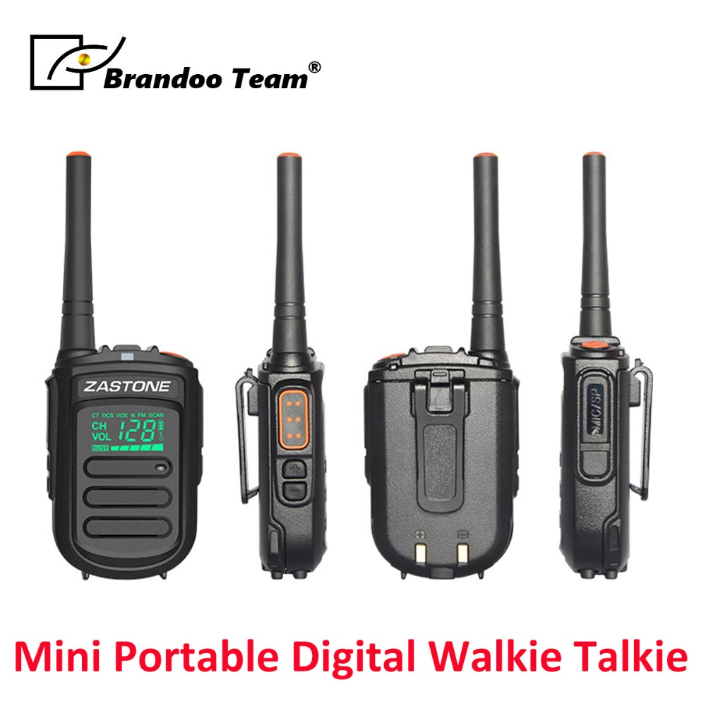 Sicherheit & Schutz Tragbare Mini Walkie Talkie Uhf 400-480 Mhz Ham Amateur Radiotwo Weg Radio 128 Kanäle Walkie Talkie Weich Und Rutschhemmend Audio Intercom