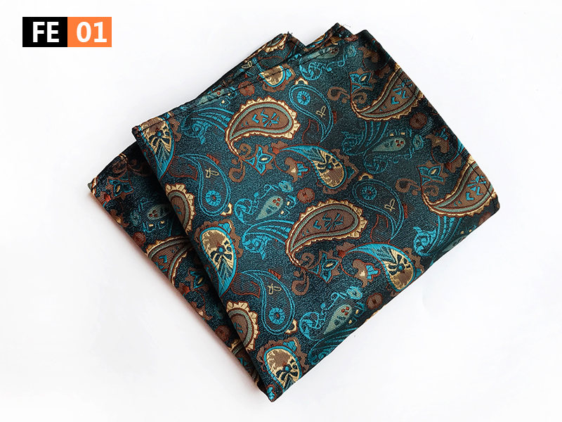25x25 см большой Размеры Для мужчин платок роскошные ткани платок