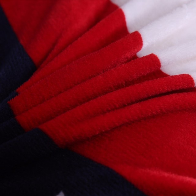 American  BRITISH Throw Blanket 4