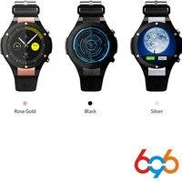 Microwear H2 Newest Bluetooth Smart Watch MTK6580 ROM RAM 16GB 1GB 5MP Camera Heart Rate Smartwatch