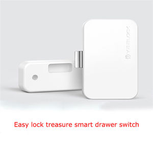 Image 2 - Smart Lock WiFi bluetooth 4.0 APP Controller Hidden Cabinet Password Drawer Lock Digital baby protection home security system