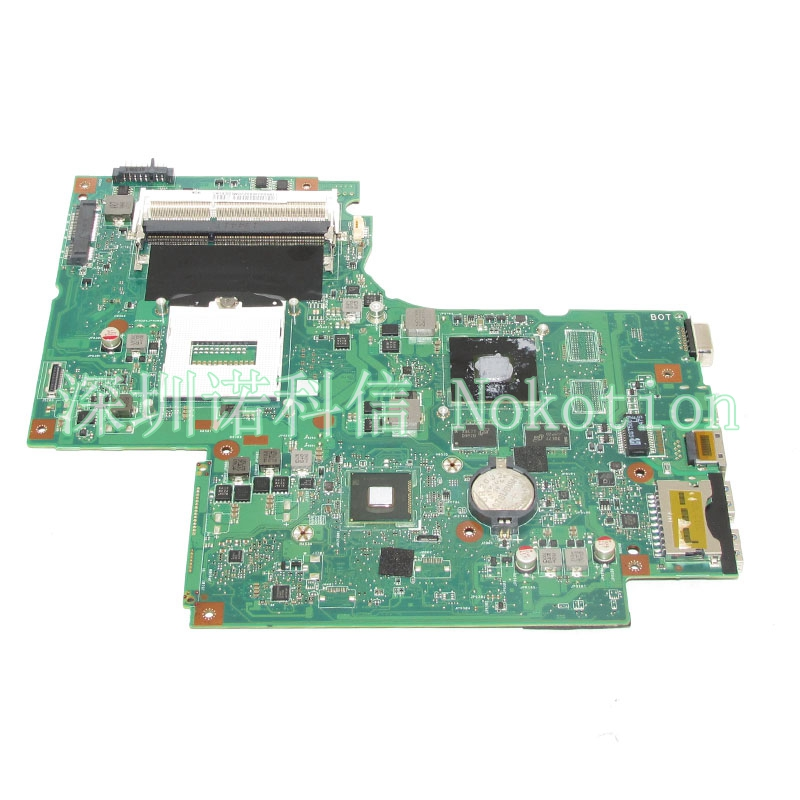 NOKOTION DUMB02 Laptop motherboard for Lenovo Z710 Main Board DDR3L GT740 graphics Full Tested цена