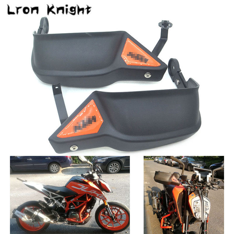 For KTM DUKE390 DUKE 390 Motorcycle Accessories Hand Guard Brake Clutch Protector Wind Shield Handguard
