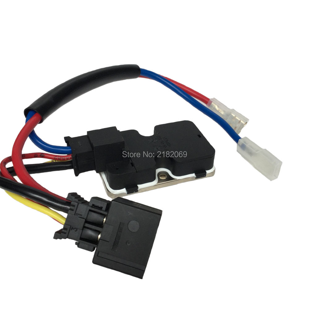Blower Regulator Motor Resistor ForSEC/CL 500 600 W140 C140 <font><b>Mercedes</b></font> BenzA140 821 8351 <font><b>A140</b></font> 821 8451 A005 820 5010 5HL351321-021 image