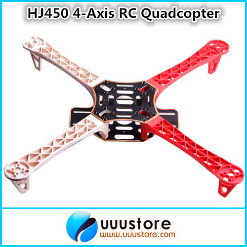 Новый hj450 4 оси RC Дистанционное управление Quadcopter Рамка ремонт и замена стойки для FPV-системы системы
