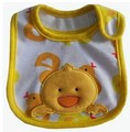 Sales Cotton  Baby Bibs Cute Cartoon Waterproof Baby Burp Cloths Feeding infant bibs(Send by boys' or girls')