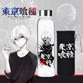 Японское аниме Токийский Гуль стеклянная чашка мультяшный персонаж из нержавеющей стали бутылка для воды аниме вокруг - фото