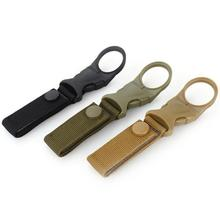 Buy HobbyLane Multifunctional Buckle Webbing Straps High Strength Nylon Molle Water Bottle Carabiner Belt Hanging Keychain Key Hook directly from merchant!