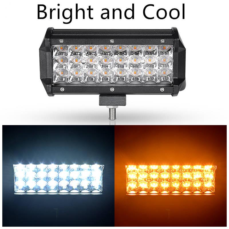 12V 24V 36W CREE LED Work Light Spot Beam Lamp Forklift Tracktor Backhoe Hackhoe