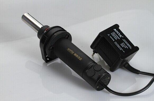 1 pcs Pistolet À Air Chaud AIR CHAUD à dessouder Outil 220 v Pistolet à Air chaud pour BGA Station de Soudure