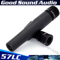 Free Shipping Unidirectional Cardioid Legendary Dynamic Vocal Wired Microphone For SM57 SM 57 57LC PC Handheld Karaoke Mic Mike