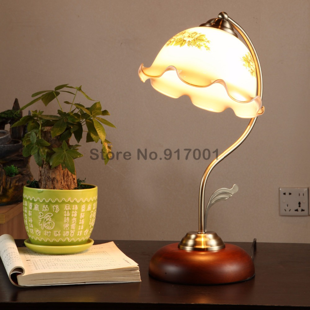 Antique living room study room vintage table lamp retro rubber antique living room study room vintage table lamp retro rubber wood table lamp dimmer switch in table lamps from lights lighting on aliexpress geotapseo Image collections