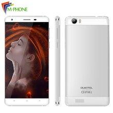 "Оригинальный Oukitel K6000 Мобильный телефон 5.5 ""HD Android 5.1 6000 мАч Батарея смартфон MTK6735P 4 ядра 2 г Оперативная память 16 г Встроенная память телефона"