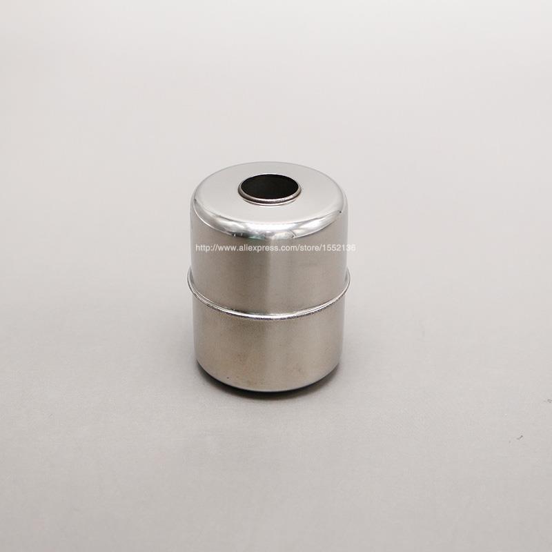 ∞1 unid 45*56*15mm bola magnética del flotador del acero inoxidable ...