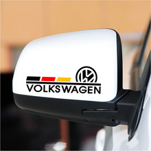 car styling waterproof reflective car sticker and vinyl decals for VW