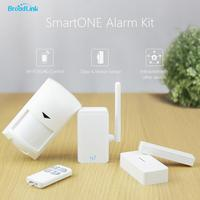 100% Original Broadlink S1/S1C SmartOne Alarm&Security Kit For Smart Home Automation Alarm System IOS Android Remote Smart Kit Smart Remote Control