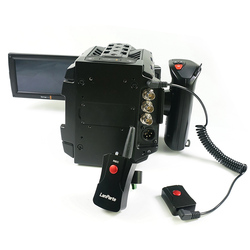 LANPARTE wireless BMCC video recording remote controller for camera dslr
