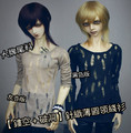 Fashion black / gray Y shirts  For BJD 1/3  ,SD17 ,UNCLE Doll Clothes Accessories
